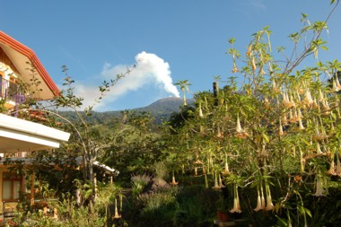 Turrialba lodge